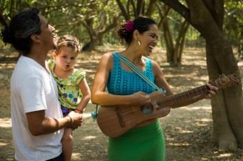 Diego y Mariel, alumnos de la primera generación, ahora comparten sus talentos