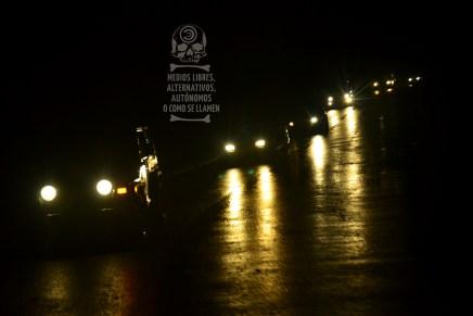 En solidaridad con el EZLN arranca la #CaravanaGaleano rumbo a La Realidad