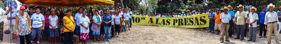 Clausura Social en campamento Tamarindos