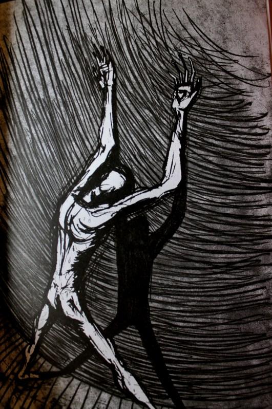 Dibujo por Ihar Alinevich