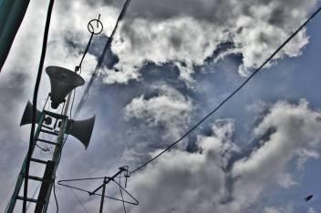 Radio Amiltzinko emite en ondas radiales desde hace poco menos de un año.