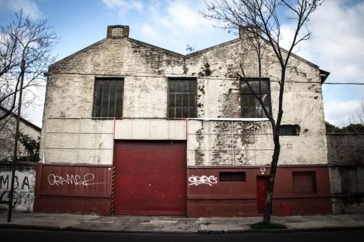 Barrio Pompeya. Fotografías: Heriberto Paredes