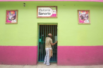 Dulcería Sanarte, Amilcingo. Uno de los motores de esta comunidad es el cultivo de amaranto y la producción artesanal de dulces típicos.