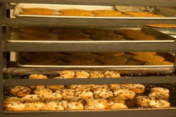 Galletas hechas con harina de amaranto, receta única de Amilcingo.