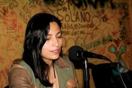 Ana Tijoux en México: vengo en busca de respuestas