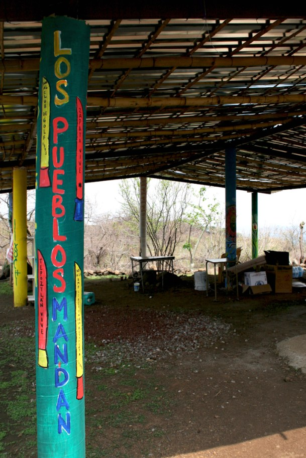 01 En el campamento del caudillo del sur los puelos mandan