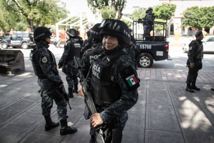 Between gendarmerie and bureaucrats, Iguala remains as the horror capital city of Guerrero
