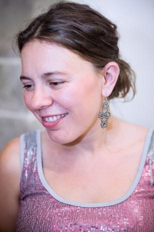 Jill Anderson, autora del libro