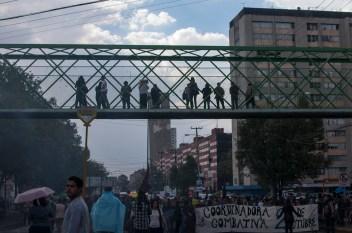 Entrada a Tlatelolco.