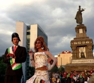 Peña Nieto y La Gaviota