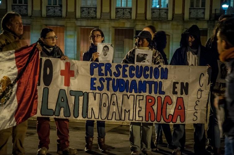 Ayotzi Bogotá 12 nov-2
