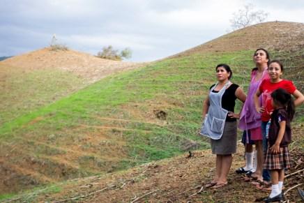 Mujeres contra el extractivismo: La Puya, Guatemala