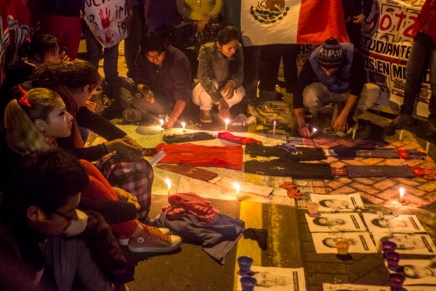 Ayotzinapa y Cantuta no se olvidan