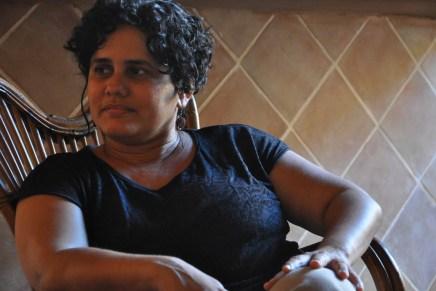 Lia Llorrente Góngora, cantar para tener voz