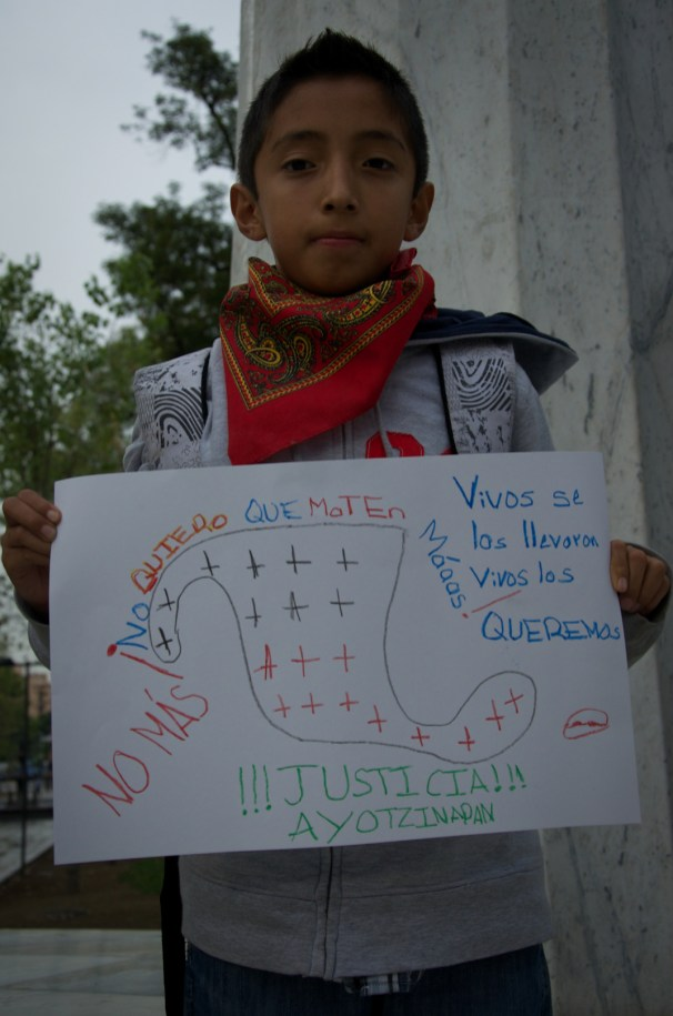 Acciones infantiles. Foto: Amaranta Marentes