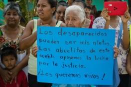 El mensaje de una abuela en Buenavista