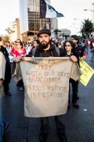«Nadie es libre, hasta que todxs sean libres» Fotografía: Colectivo1DMX