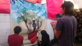 Espejo Ostula, Michoacán. Foto: María González