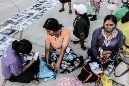 Décima Caravana de madres centroamericanas: compartir el dolor, la decepción y la esperanza