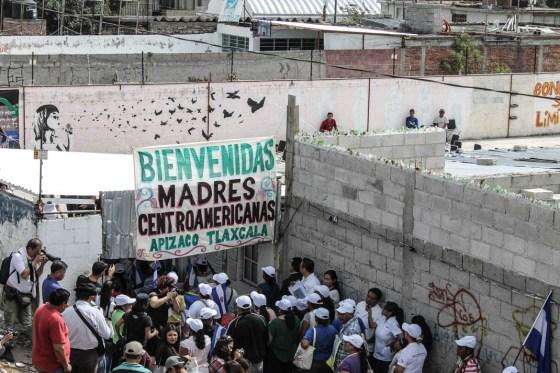 """Albergue """"La Sagrada Familia"""", Apizaco, Tlaxcala. Fotografía: Valentina Valle"""