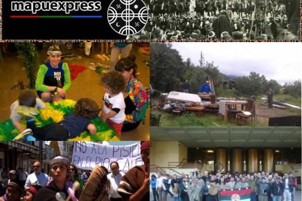 Werkenes en la larga lucha mapuche por el territorio y la voz propia