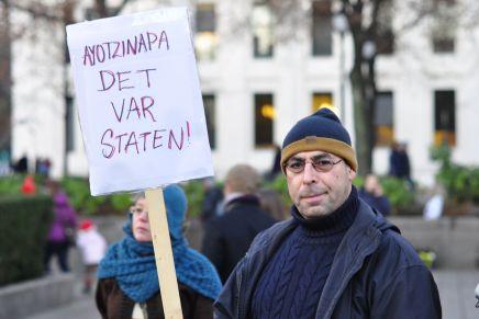 Desde Noruega: No nos quedamos callados ni dormidos