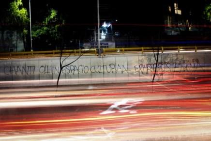 Chanti Ollin: espacio cultural en resistencia