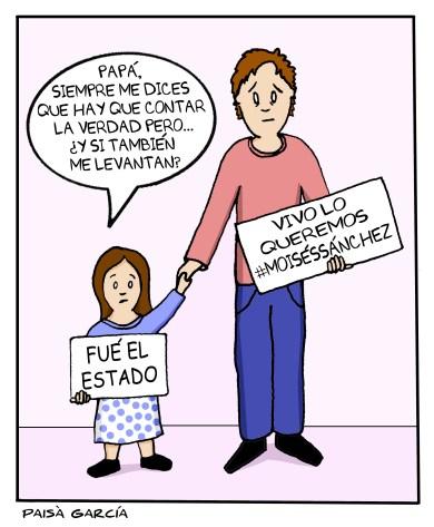 Exigimos la presentación con vida de #MoisésSánchez, periodista desaparecido en #Veracruz desde el 2 de enero de este año. Consulta aquí para más información sobre el caso #FueElEstado