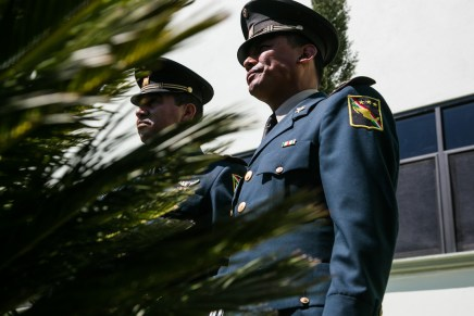 México hoy (2 de 3): El Estado criminal