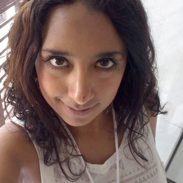 Jacqueline Santana. Fotografía tomada de redes sociales
