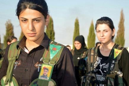 La revolución social en Rojava