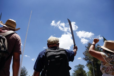 El fuego de la digna resistencia recorre Tecámac