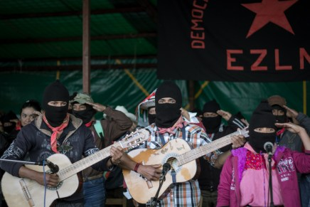 The Zapatista philosopher and the teacher