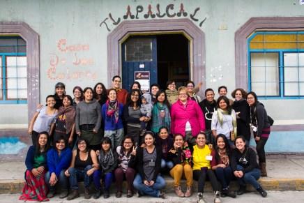 Voces de Mujeres, Historias que Transforman. Encuentros que hacen historias