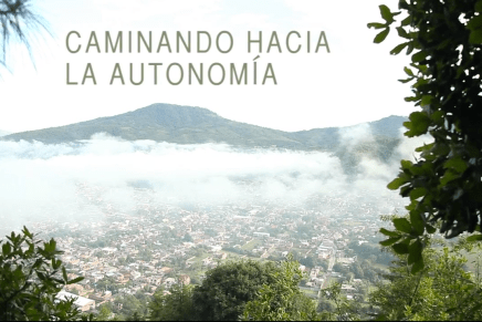 TV Cherán presenta «Caminando hacia la autonomía»