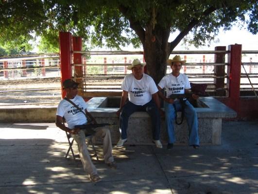 Autodefensas de Tepalcatepec. febrero 2014. Por Valentina Valle.