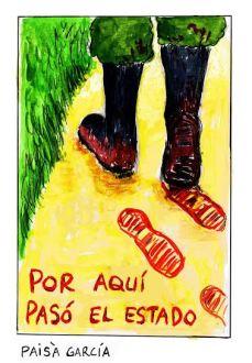 Embestida del ejército contra la comunidad nahua de Santa María Ostula: http://subversiones.org/archivos/117214 «Este domingo 19 de julio no fueron los sicarios los que mataron a un menor de edad, fue el ejército mexicano quien disparó contra la población desarmada».