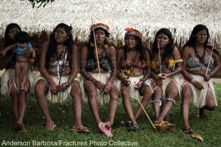 La autodemarcación Munduruku sigue con fuerza total