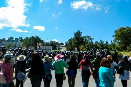 La indignación magisterial crece en Tlaxcala