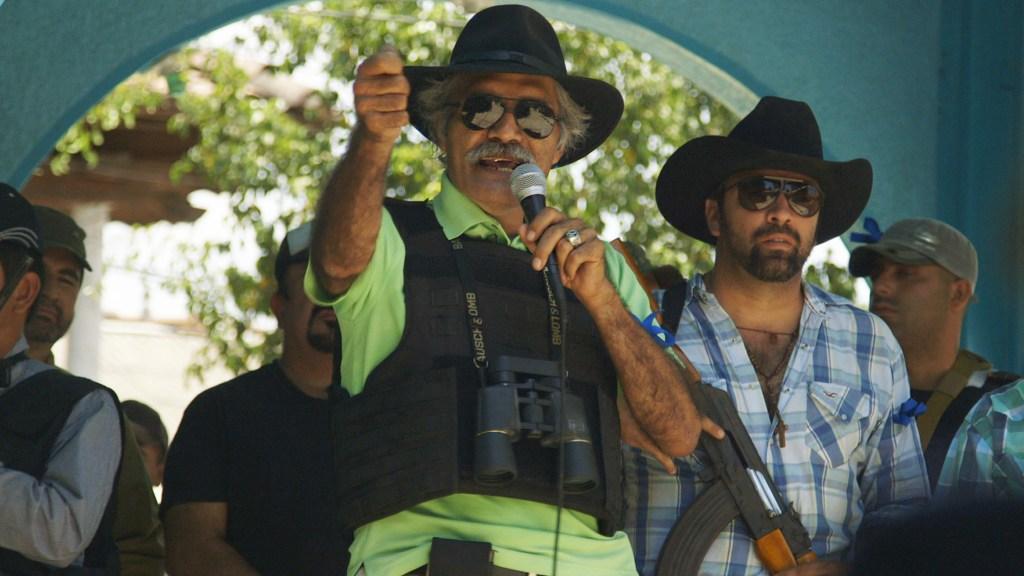 Dr. José Manuel Mireles Valverde. Imagen tomada de: http://cartellandmovie.com