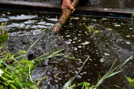 Tejidos en el agua: agroecología de humedales en México Tenochtitlán