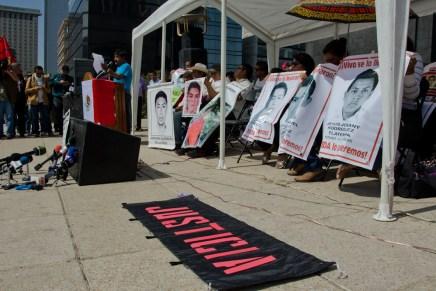 Memoria por un año de injusticias: el contra informe