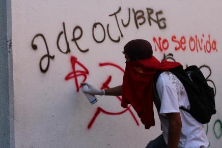 Chiapas y Morelos se unen a la conmemoración del 2 de octubre