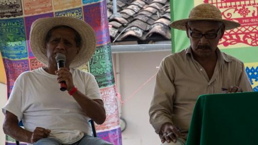 Presencia indígena: Consejo Tiyat Tlalli (Puebla) y Consejo Nayeríh (Nayarit)