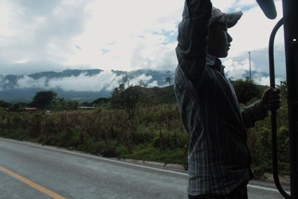 Chiapas es parte del corredor comprendido entre el istmo de Tehuantepec y el canal de Panamá y es una de las zonas más codiciadas por EU. Fotografía: Natalia Monroy