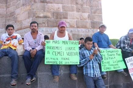 Comuneros de Ostula continuarán con protestas