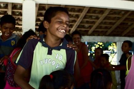 Un lugar llamado Manguito. Caravana por la salud comunitaria
