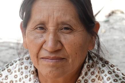 Mujer con identidad en resistencia