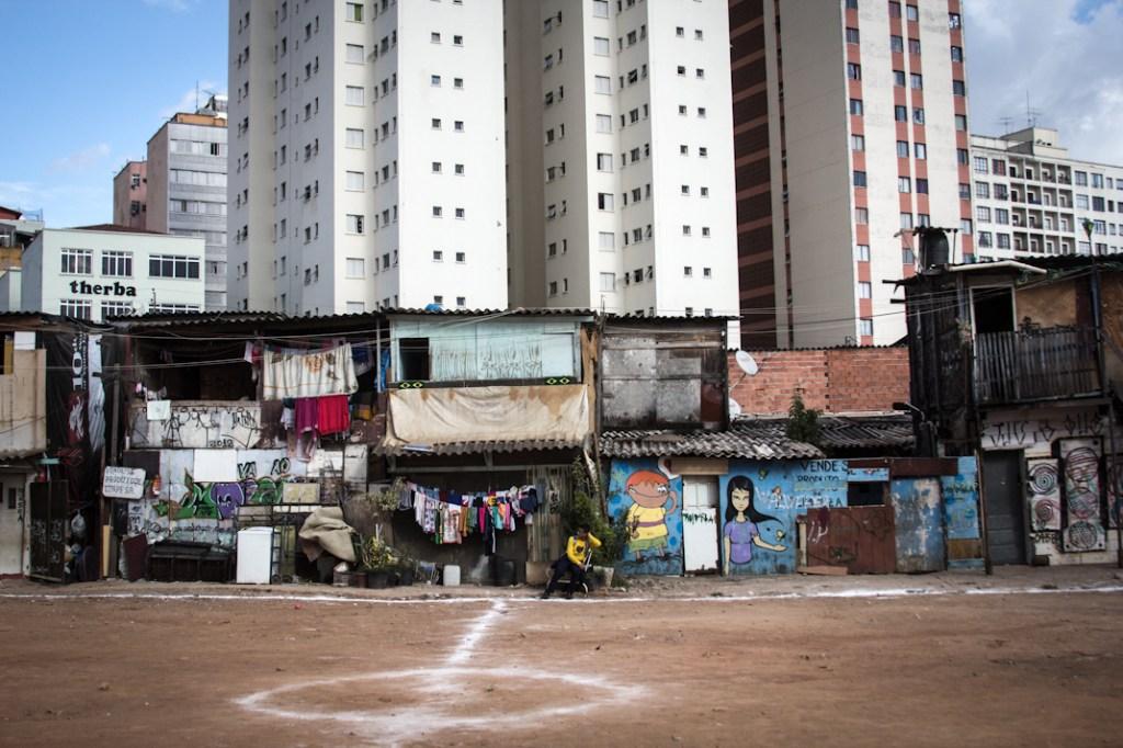 Favela do Moinho. Fotografía: Heriberto Paredes