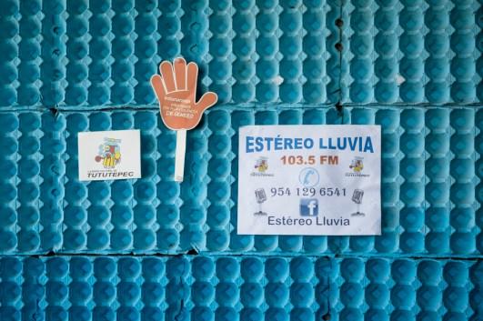 Detalles de la cabina. Por Regina López.